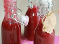 Малиновый сироп: состав, полезные свойства, применение в кулинарии и в приготовлении коктейлей. Пошаговый рецепт с фото и видео