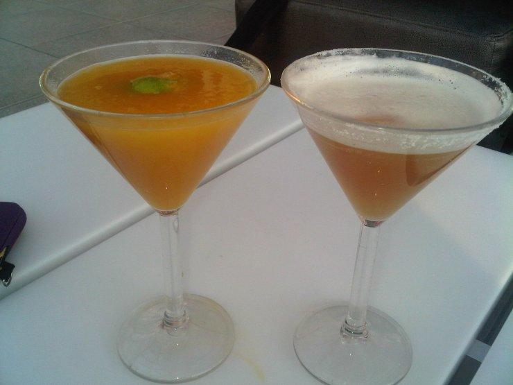 Рецепты коктейлей на основе рома с соком
