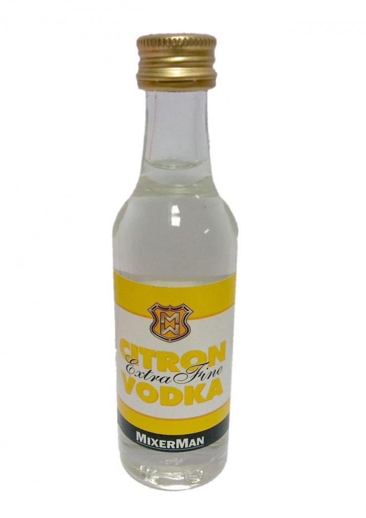 Настойка на лимоне на водке