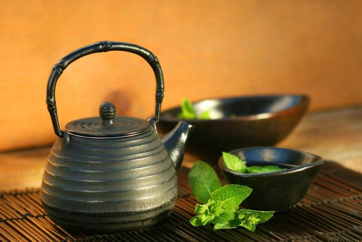 Очищающие чаи для кожи