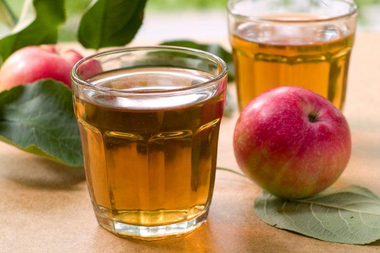 Что можно сделать из яблочного сока